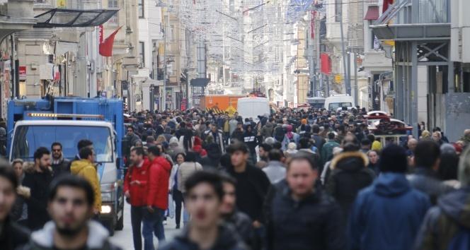 Türkiye, en kalabalık 19'uncu ülke