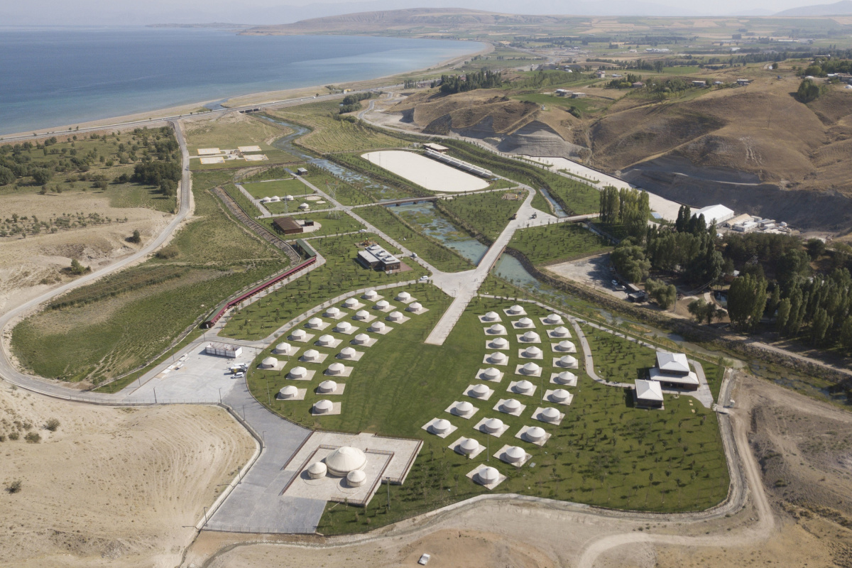 Türkiye'nin ikinci büyük millet bahçesini Cumhurbaşkanı Erdoğan açacak