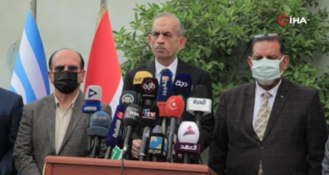 Türkmen parti liderleri, Irak'ta bir araya geldi