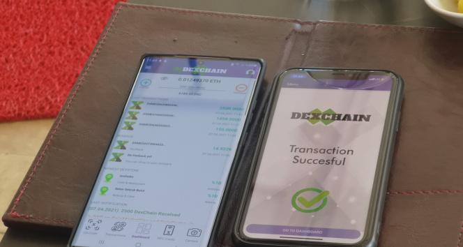 Ümraniye'de bir restoranda kripto parayla ödeme dönemi başladı