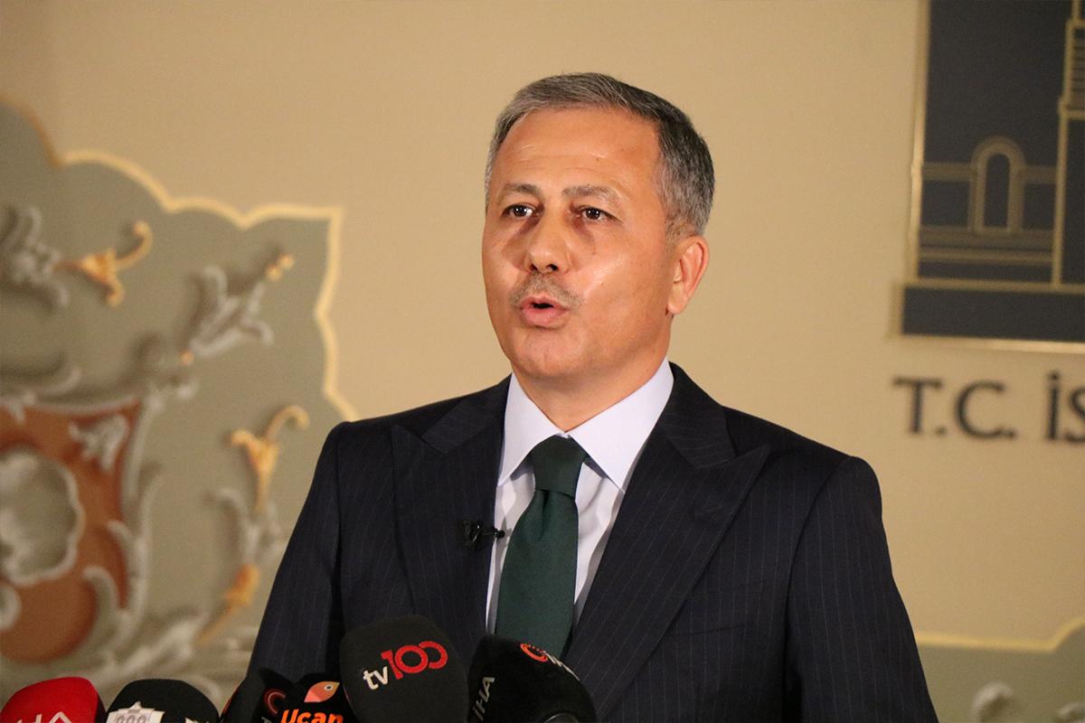 Vali Yerlikaya'dan 'müsilaj' açıklaması