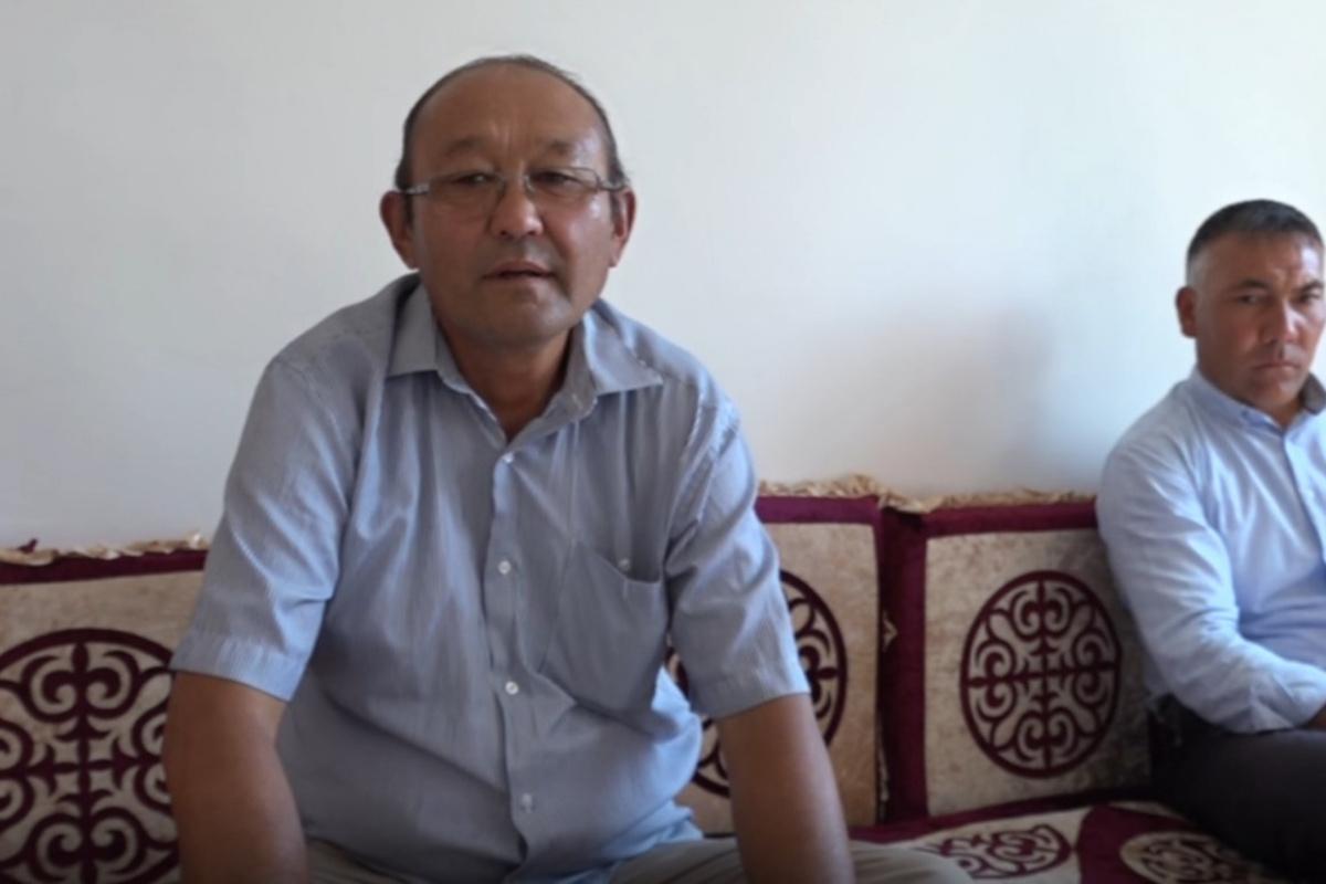 """Van'da yaşayan Kırgızlar: """"Dünyada barış olmasını istiyoruz"""""""