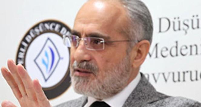 Yalçın Topçu'dan sözde Ermeni soykırımı açıklaması: 'İftiralarla bizi sindiremeyecekler'
