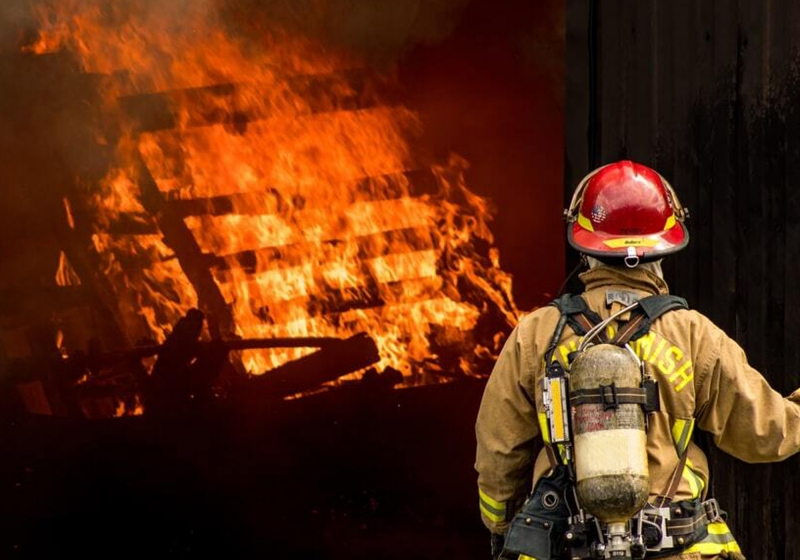 Yangın Pompaları ile Yangına Müdahale, Hayati Önem Taşıyor!