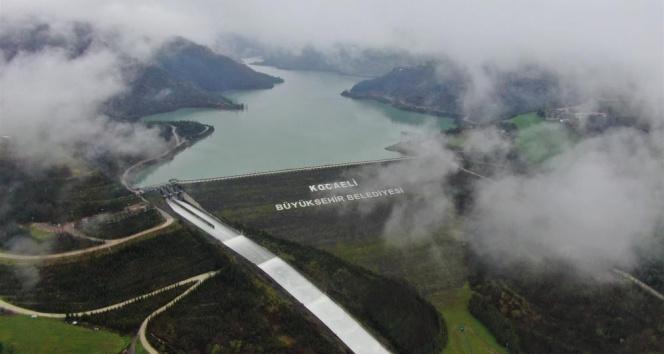 Yuvacık Barajı'nın su seviyesi yüzde 98'e ulaştı