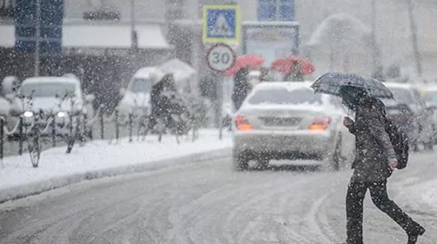 Zonguldak'ta yüz yüze eğitime kar ertelemesi