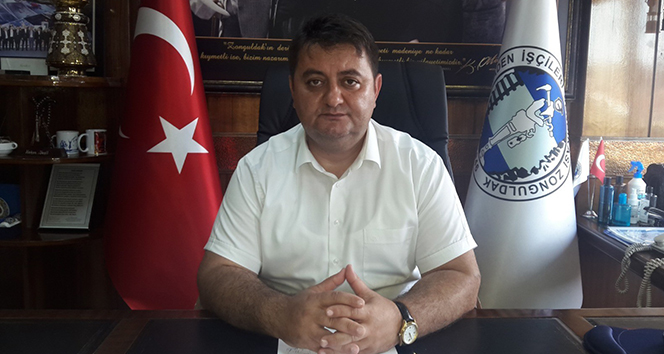 Zonguldak'taki vaka artışı maden ocaklarına yansıdı