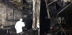 10 kişinin öldüğü korona yoğun bakımındaki yangın faciası \