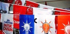 İstanbul Üniversitesi\'nden araştırma: Partilere duyulan duygusal bağların zayıflığı, beklenmedik oy kayıplarına neden olabilir