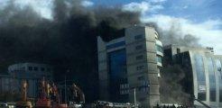 Son Dakika! İstanbul'da özel bir hastanenin yoğun bakım servisinde yangın çıktı