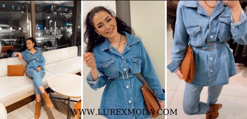 2010 yılından bu yana giyim sektörüne yön veren Lurex Moda