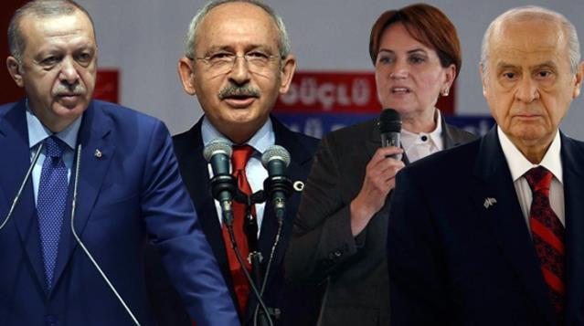 2020'de en çok haber olan siyasetçi! Kabinedeki iki bakan, Erdoğan hariç bütün liderleri solladı