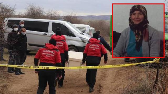22 gündür kayıp olarak aranan yaşlı kadın, ölü bulundu