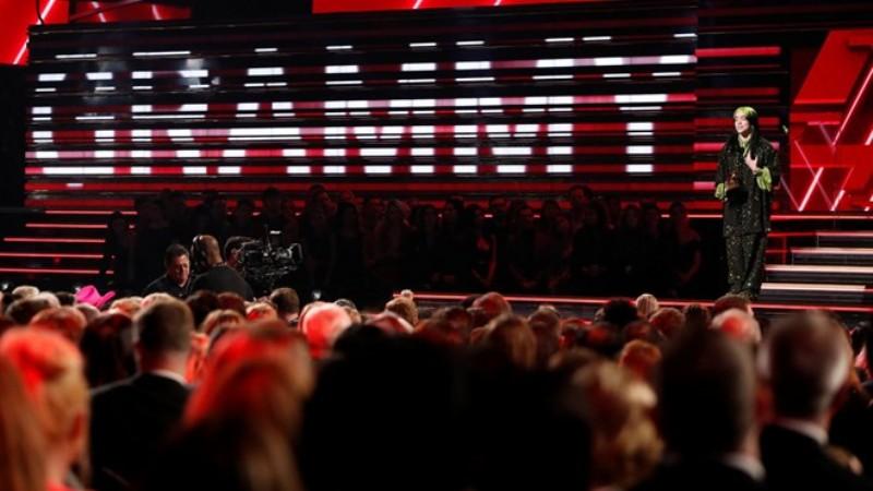 63. Grammy Ödülleri'ne Kovid-19 engeli