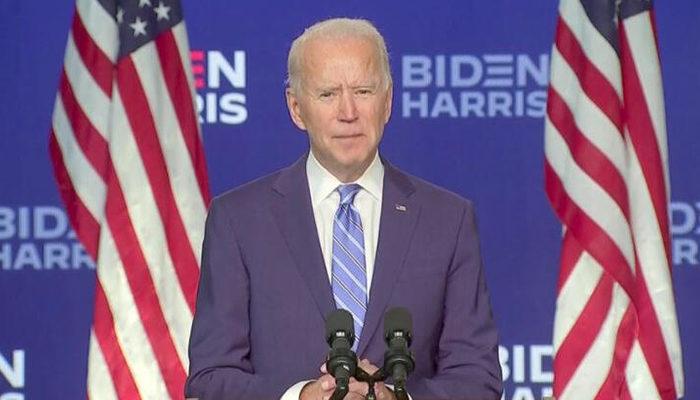 ABD'de Demokrat aday Joe Biden'dan dikkat çeken açıklamalar