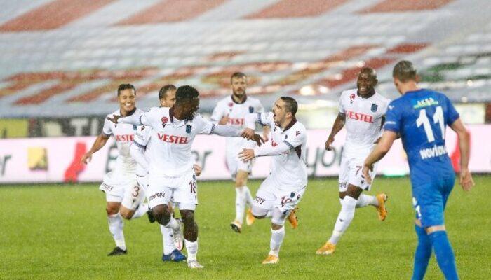 Abdülkadir Ömür ve Pereira, Erzurumspor maçı sonrası açıklamalarda bulundu