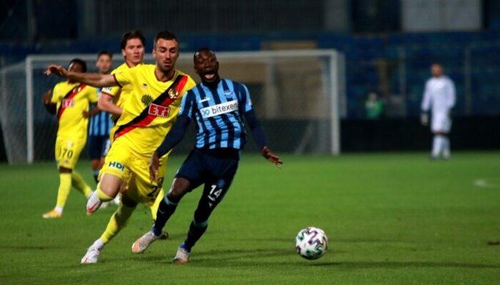Adana Demirspor 4-1 Eskişehirspor (Maç Sonucu)