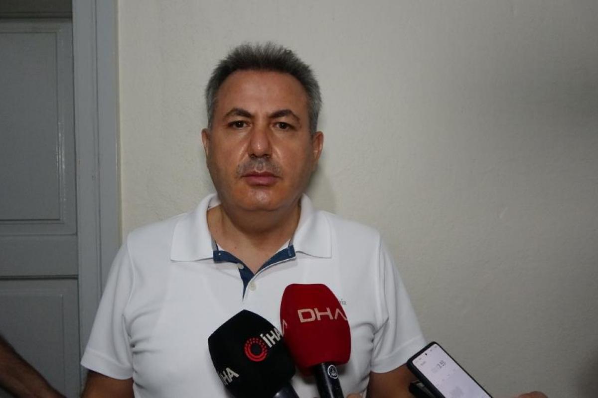 Adana Valisi çıkan yangının nedenini açıkladı