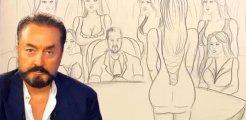Adnan Oktar'ın cinsel istismar sistemi çizgi roman oldu!