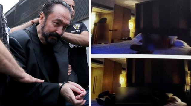 Adnan Oktar'ın dava dosyasında +18'lik görüntüler ve şok WhatsApp diyalogları