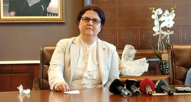 Aile ve Sosyal Hizmetler Bakanı Yanık'tan İsrail'e tepki