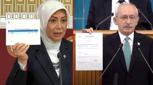 AK Partili Çalık: Kılıçdaroğlu'nun şehit annesine 121 TL aylık bağlandı ifadesi kesinlikle yalandır