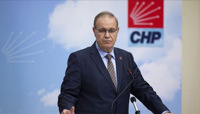 Akdeniz'de Türk gemisine skandal aramaya CHP'den tepki: Türkiye'den hemen özür dilenmeli