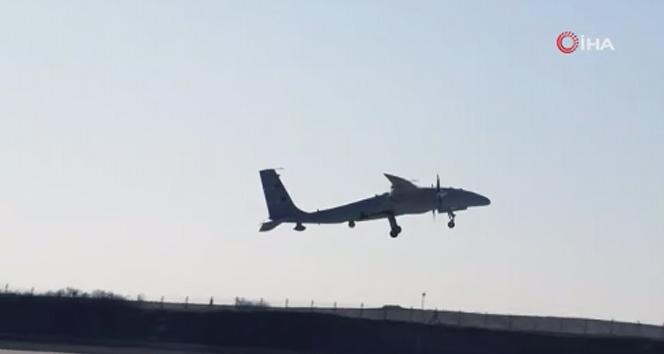 AKINCI prototip 3 ilk uçuşunu başarıyla tamamladı
