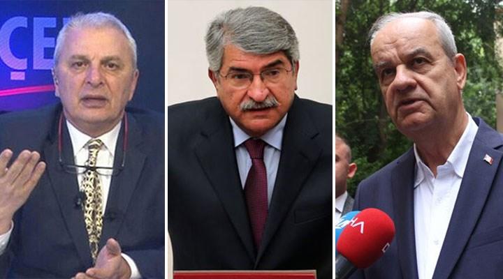 AKP'den üç isim hakkında hakkında 81 ilde suç duyurusu