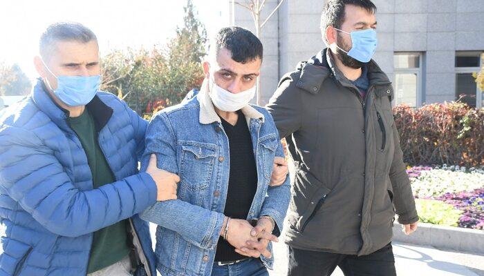 Aksaray'a karısını tüfekle vuran adamdan pes dedirten sözler: im yokmuş gibi çek kanka