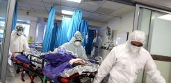 Almanya'da günlük ölüm sayısı 590 ile en yüksek seviyeye çıktı