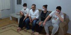 Almanya'dan sınır dışı edilen 7 kişilik Türk aile yapılan muameleye isyan etti: Soyup kameraya çektiler