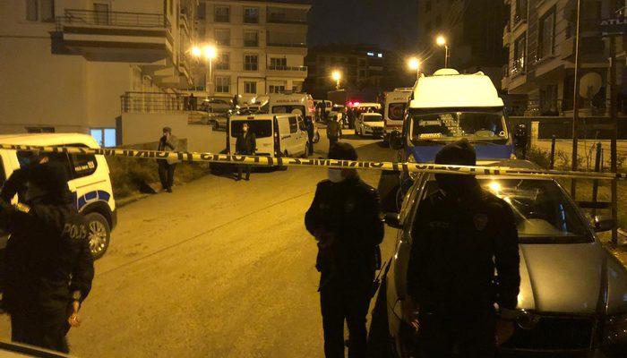 Ankara'da korkunç olay! Eşini ve 2 çocuğunu öldürdü