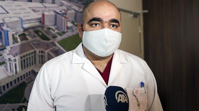 Ankara Şehir Hastanesi Başhekimi Surel: Aşılananlarda ciddi bir yan etki görülmedi