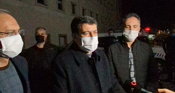 Ankara Valisi Şahin, Sakarya'da hastaneye kaldırıldı
