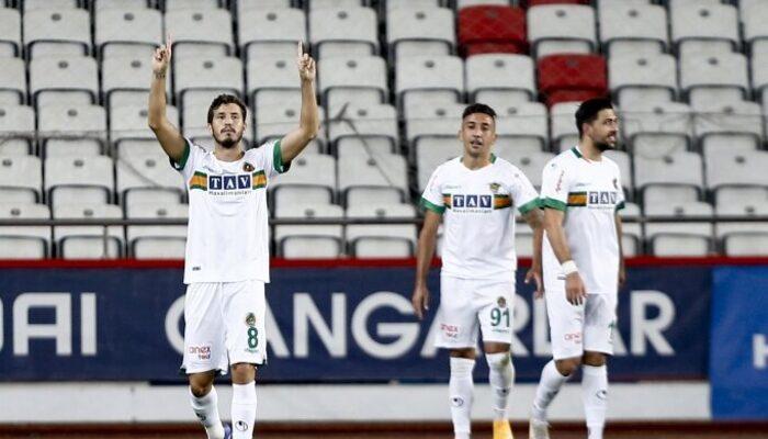 Antalyaspor 0-2 Alanyaspor (Maç Sonucu)