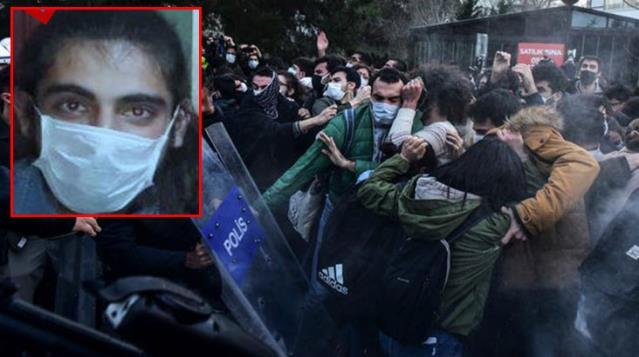 Aranan DHKP-C üyesi, Boğaziçi Üniversitesi eylemlerinde gözaltına alındı