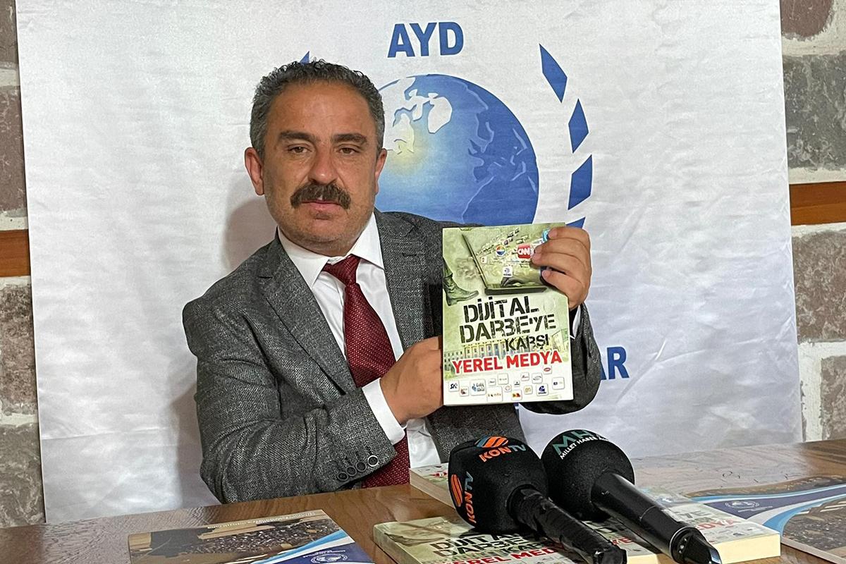 AYD Başkanı Burhan'dan İletişim Başkanı Altun'un açıklamasına destek