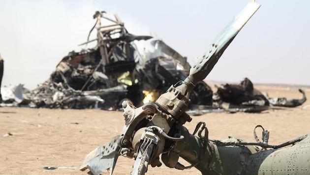 Azerbaycan, Rus helikopterini yanlışlıkla düşürdüklerini açıkladı