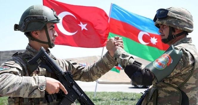 Azerbaycan ve Türkiye muhabere birliklerinden 6 Nisan'da ortak tatbikat