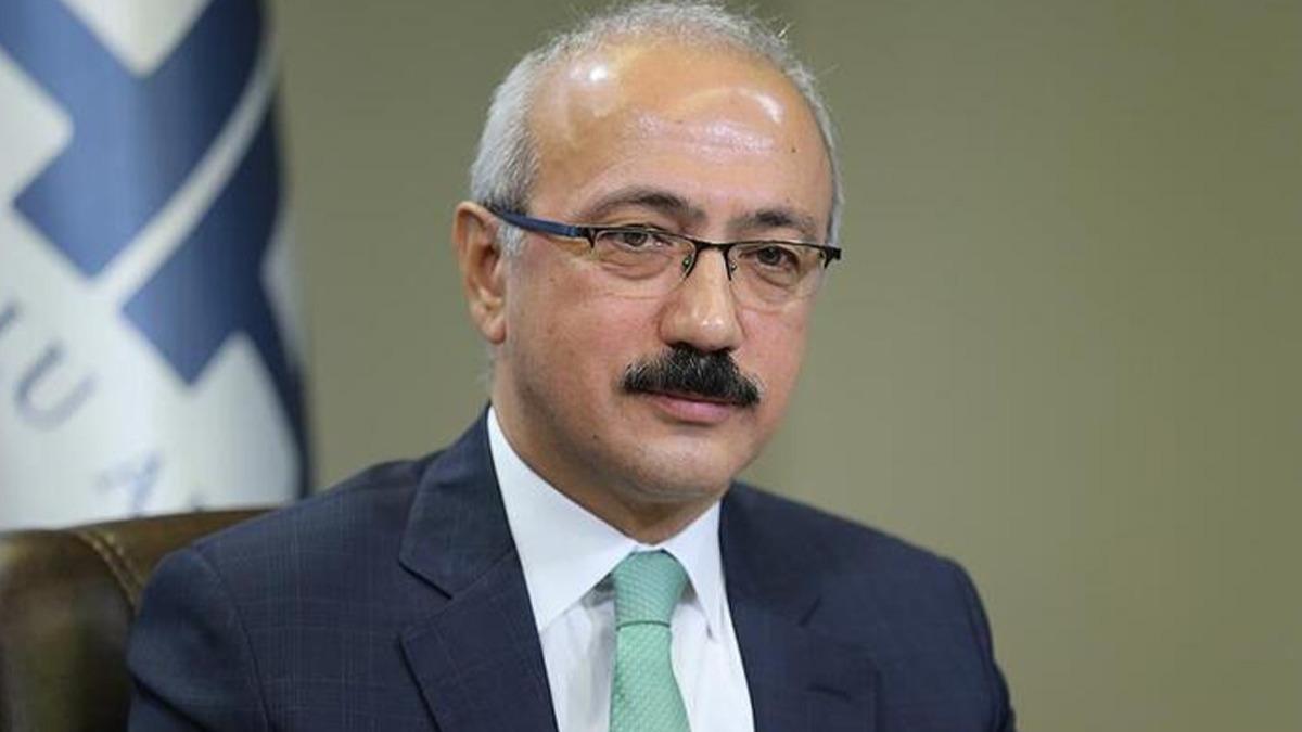 Bakan Elvan: Güçlü ve rekabetçi ülke olma kararlılığımızı sürdürüyoruz