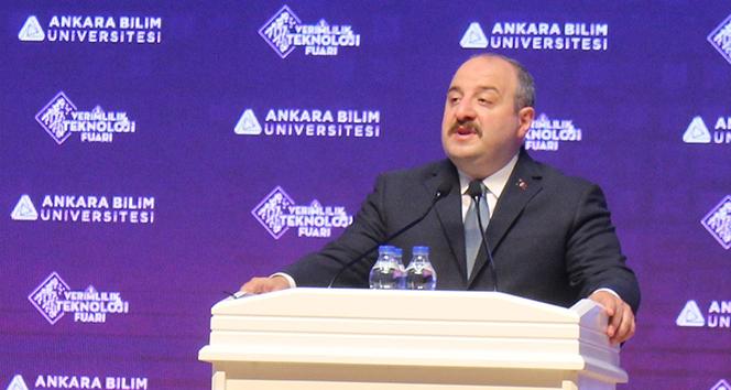 Bakan Varank: 'Biz savaşan İHA'larımızı piyasaya çıkardığımızda dünya F-35'leri değil İHA'larımızı konuşacak'