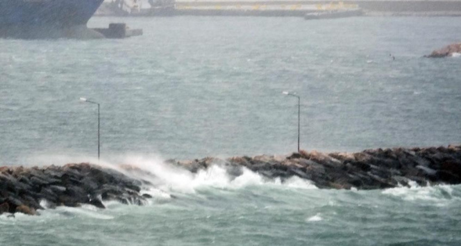 Balıkesir için fırtına ve kuvvetli sağanak uyarısı