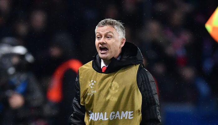 Başakşehir'in rakibi Manchester United'ın teknik direktörü Solskjaer konuştu