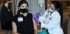 BionTech-Pfizer aşısı olan sağlık çalışanları yan etkileri sıraladı: Koluma yumruk yemiş gibi oldum