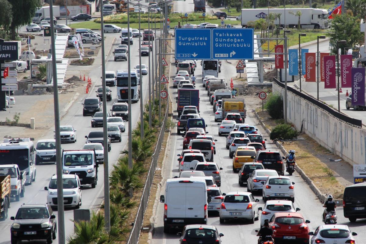 Bodrum nüfusu 1 milyona yaklaştı