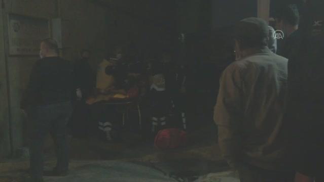 Bolu'da arkadaşlar arasında çıkan kavgada 2 kişi bıçakla yaralandı