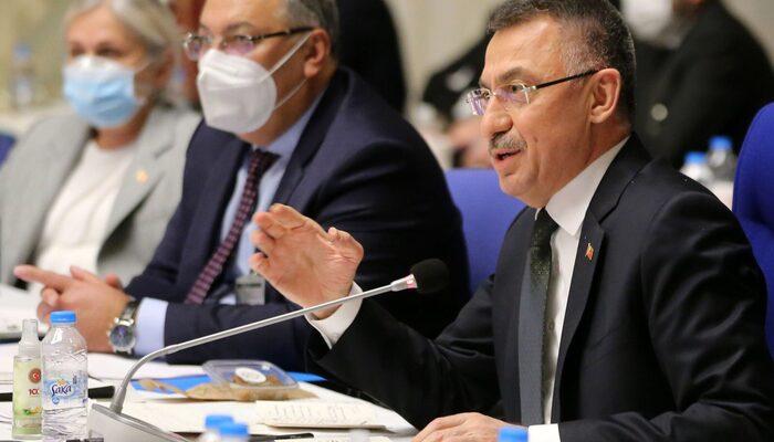 Bütçe görüşmesine Fuat Oktay-Garo Paylan tartışması damga vurdu