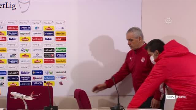 Çaykur Rizespor - Sivasspor maçının ardından