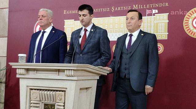 CHP'den istifa eden 3 vekilin Muharrem İnce'nin kuracağı partiye geçeceği iddia edildi